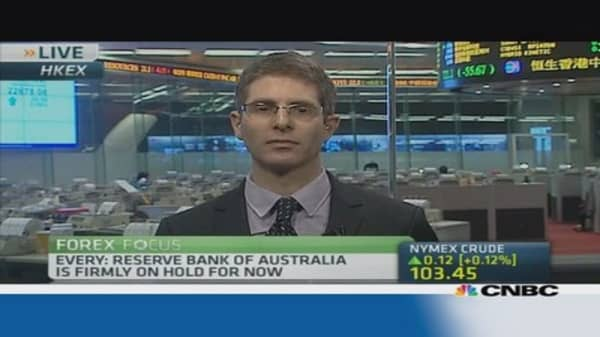 Aus GDP was 'mildly encouraging': Rabobank