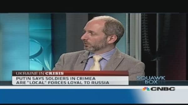 How Ukraine could become 'ungovernable'
