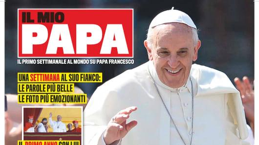 Il Mio Papa cover