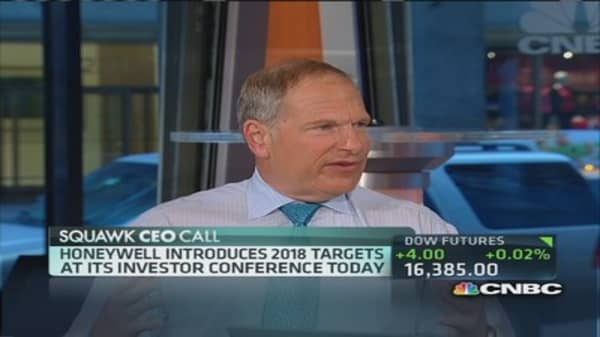 Honeywell CEO: Our 5-year plan