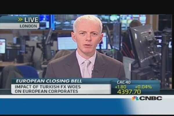 Taper doesn't explain Turkey's woes: Pro