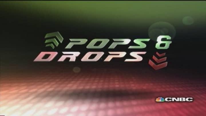 Stock Pops & Drops: NAV, SWHC, FEYE & GME