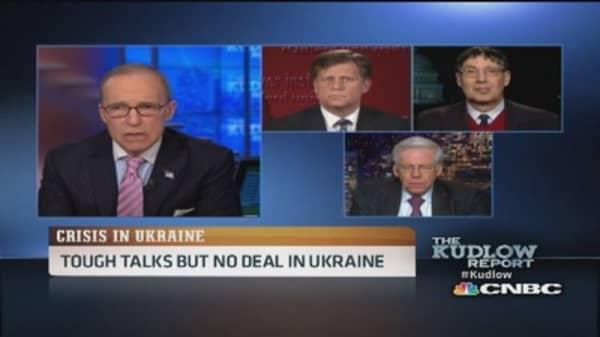 Russian economy is vulnerable, Ukraine stabilizing: Pro