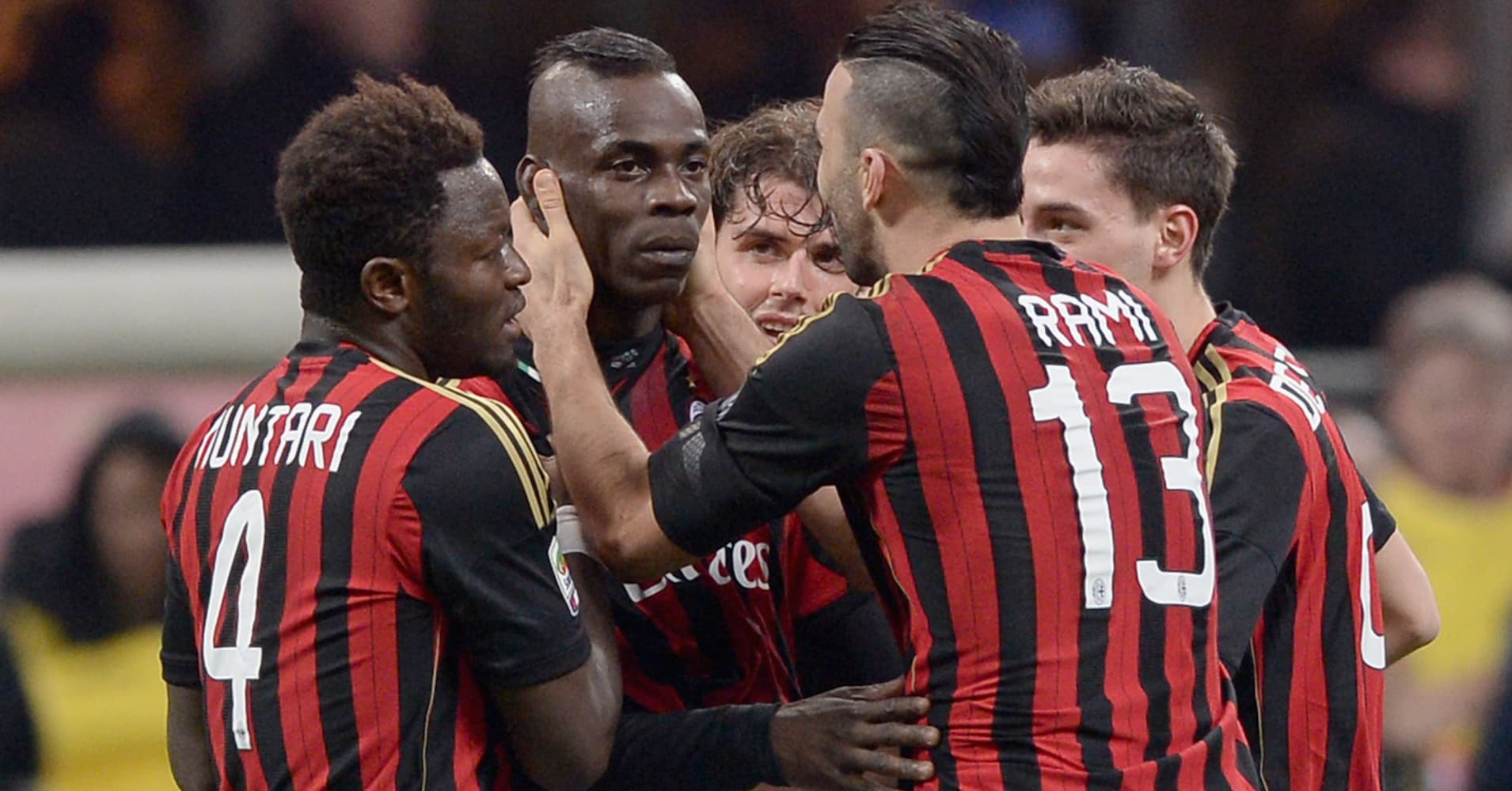 Is Italian Soccer Giant Ac Milan Up For Sale