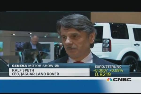 Jaguar Land Rover committed to UK: CEO