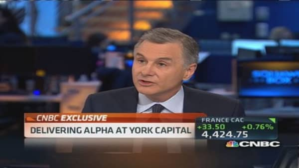 How Dinan delivers alpha at York Capital