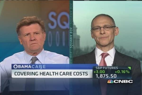 Ex-Obama advisor: Shift doctors to high-end cases