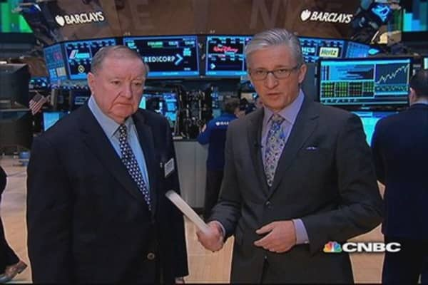 Cashin says: Spike in 10-year yield didn't spook markets