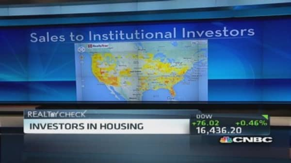 Institutional investors' influence on housing