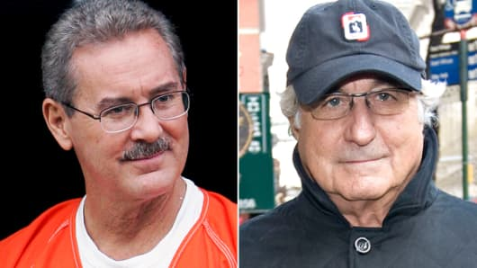 Victims of that other Ponzi scheme—Allen Stanford's—say they have been short-changed