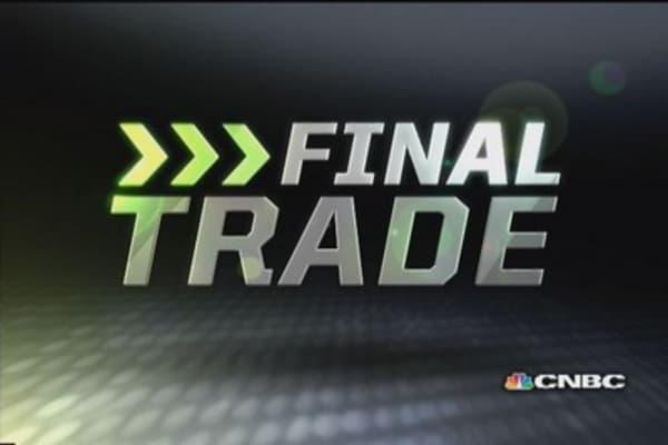 Fast Money Final Trade: EWY, AMD, PLCE & WWE