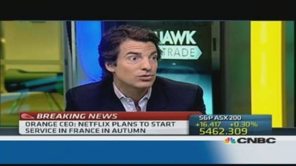 Netflix is an 'overhyped' stock: Pro