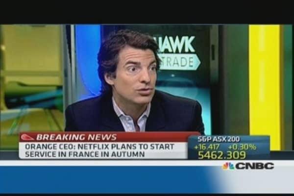 Netflix is an 'overhyped' stock: Pro