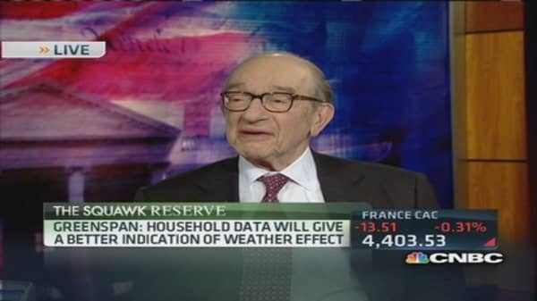 Greenspan 'pessimistic' on Ukraine outcome