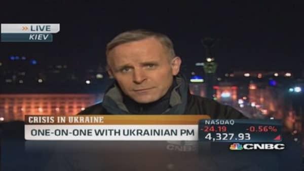 Russia tightening grip on Crimea