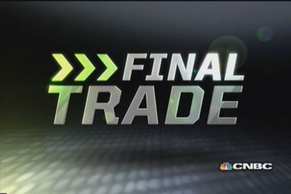Fast Money Final Trade: DIS, SMG, PAY & NOK, SINA