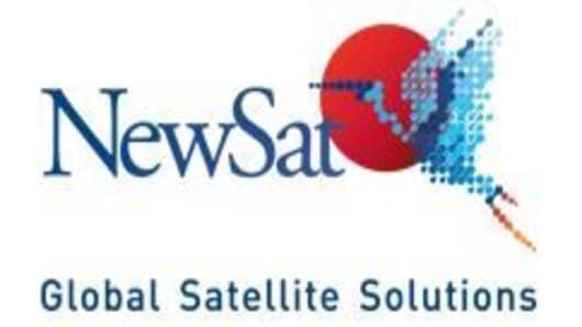 NewSat Secondary Logo