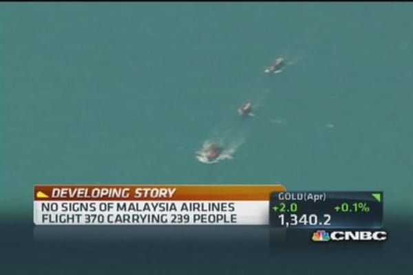 Malaysian Air mystery continues