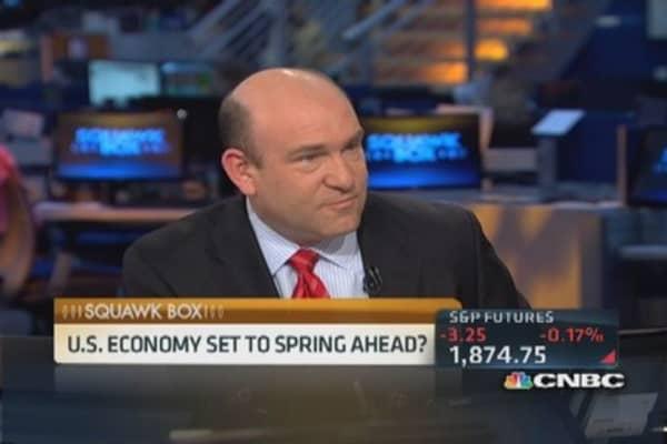 US economy set to spring ahead?