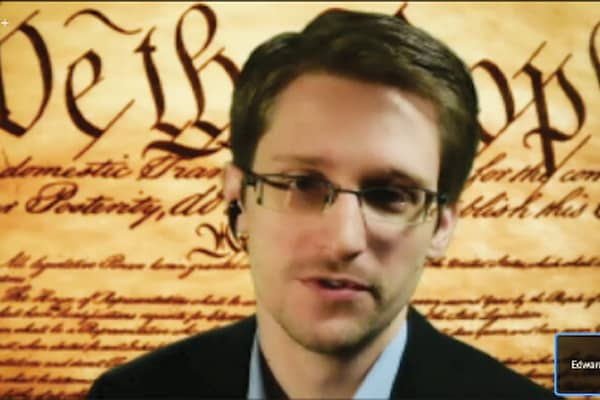 edward snowden 2 essay Latest the nsa files news, comment and analysis from the guardian, the world's leading liberal voice close edward snowden and cia cyber weapons.