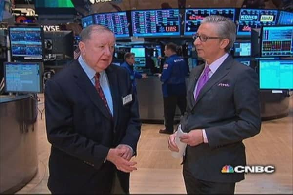 Cashin says: Putin doesn't know who to trust