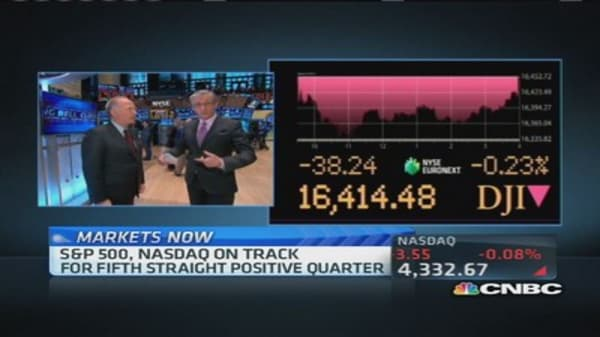 Pisani: China impacting growth globally