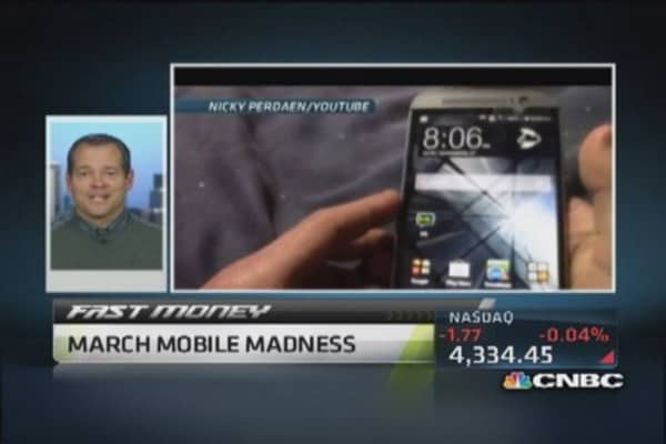 HTC wins smartphone of the year