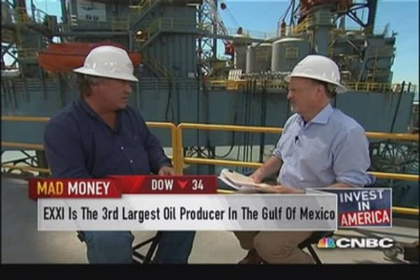Energy XXI Limited CEO: 95% success rate on development wells