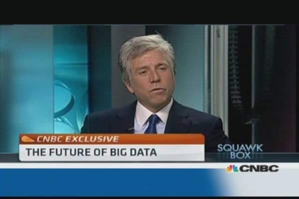 Big data use must be 'sensitive': SAP co-CEO