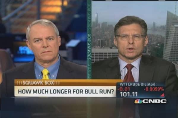 'Unloved' bull market has legs: Pro
