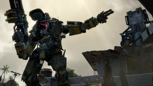 "Image from ""Titanfall"""