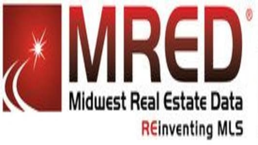 Midwest Real Estate Data logo