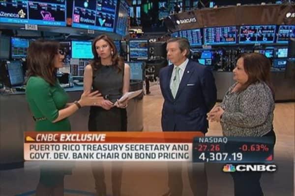 Who bought Puerto Rico's debt?