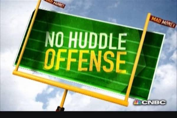 No Huddle Offense: Bargain-hunting nation