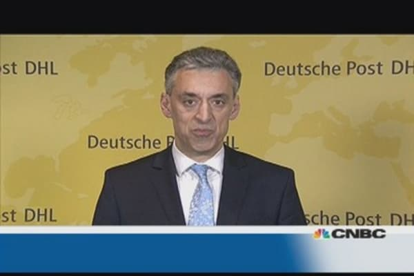 No strong recovery in 2014: Deutsche Post DHL CEO
