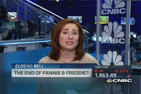 The plan to replace Fannie Mae & Freddie Mac
