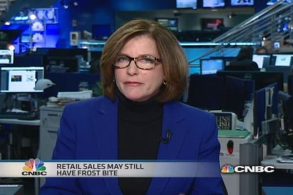Keep an eye on retail: Domm