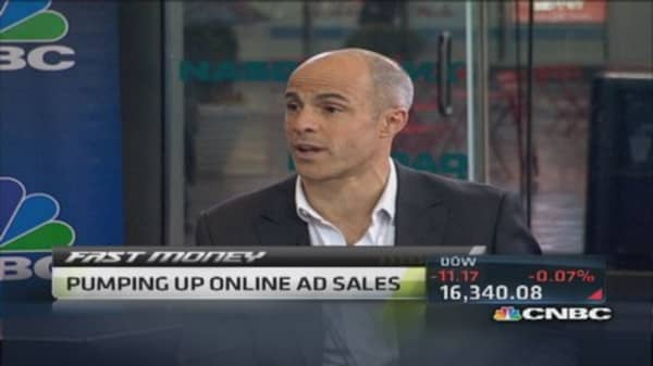 Targeting consumers online