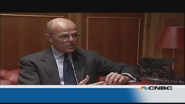 Generali undergoing 'major restructuring' in Italy: CEO