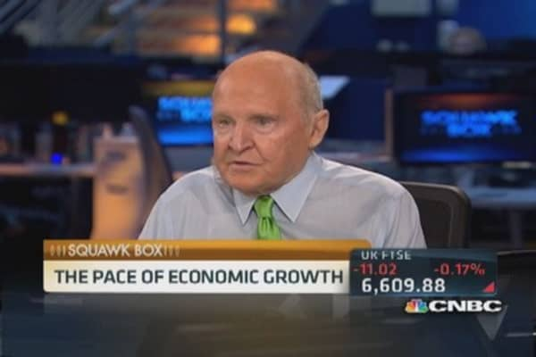 This has to happen for 3% economy: Welch