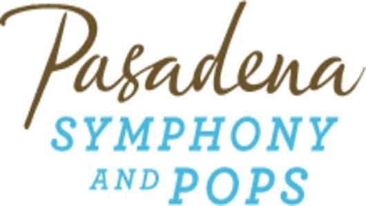 Pasadena Symphony & POPS logo