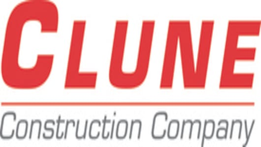 Clune Construction logo