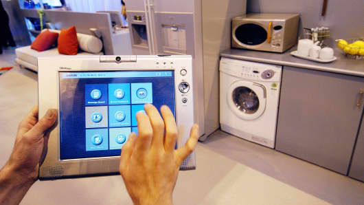 Smart home tech aims to help consumers save for Smart home technology 2014