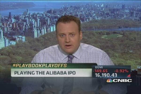 Alibaba may bring IPO to NY: FT