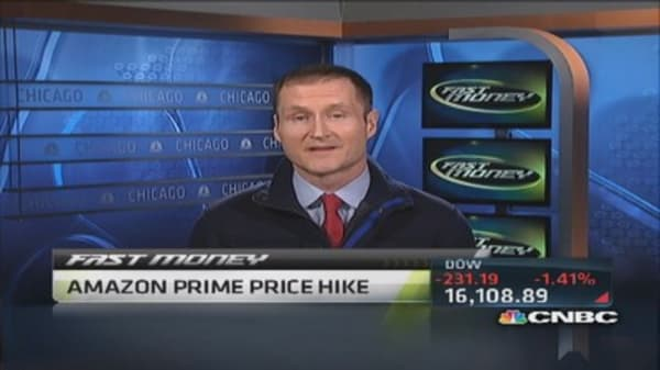 Amazon Prime price hike could add $150 million to bottom line: Pro