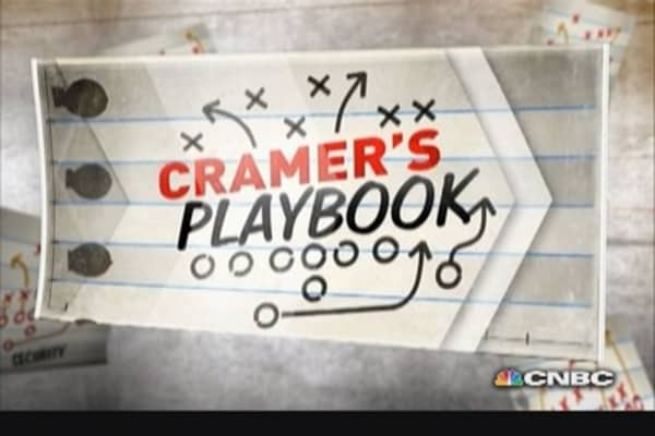 Cramer's Playbook: Saving for retirement