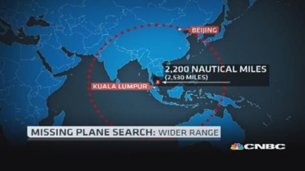Unprecedented investigation for Malaysia flight