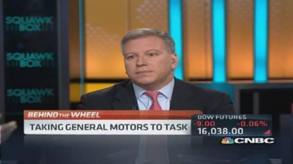 General Motors' Barra avoiding bureaucracy