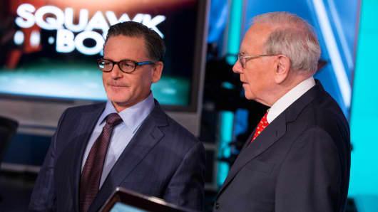 Dan Gilbert and Warren Buffett