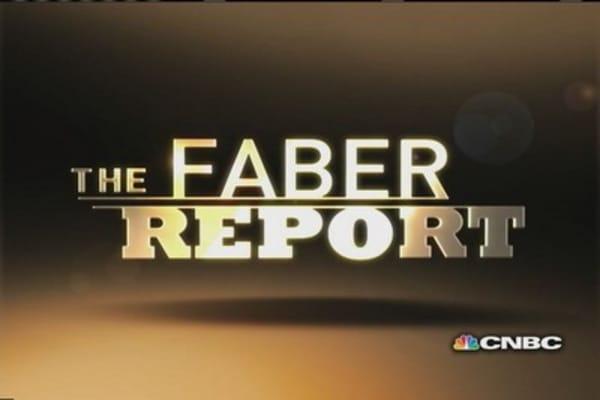 Faber Report: Liberty drops bid for Sirius XM